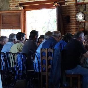 Visita guiada ganadería en la provincia de Madrid