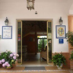Hotel Paraíso Playa en Isla Cristina