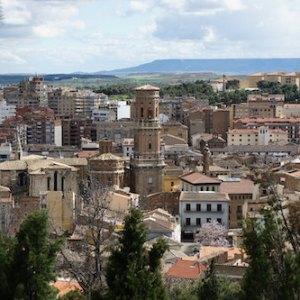 Catedral de Santa María de Tudela en Navarra
