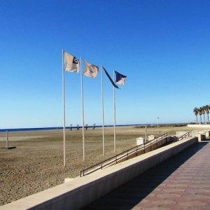 Playa Serena en Roquetas de Mar