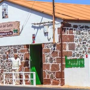 Museo activo del Gofio en Tetir