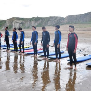 Surf camp Sopelana