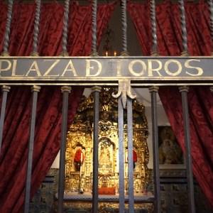Visita guiada plaza de toros de Sevilla