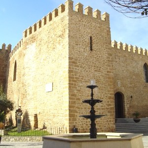 El Castillo de Luna en Rota