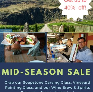 Mid-Season Sale (Select Experiences)