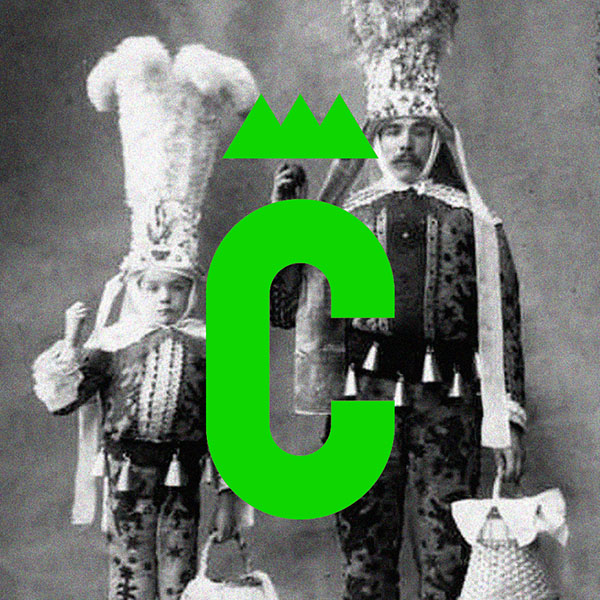 Con C de Charleroi, la identidad gráfica creada por Pam & Jenny