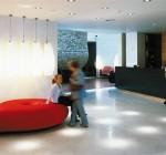 Gran Hotel Domine Bilbao, 2002.