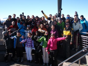 Ernst & Young wintersport
