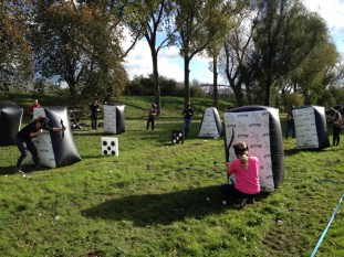 Archery Tag Expert in Actie