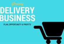 grocery business profit margin