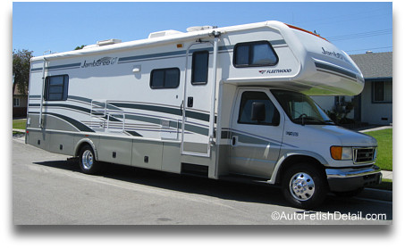 RV Detailing Auto Fetish Detail Is Experience 714 624 0804