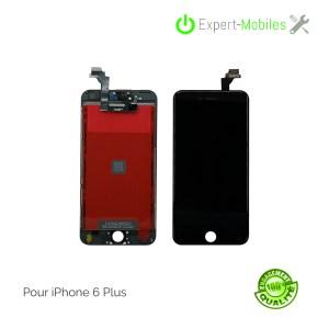 Ecran seul pour iPhone 6 Plus 5.5 Pouces Noir qualité premium