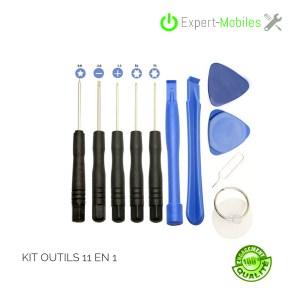 Kit de 11 outils de démontage