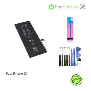 Batterie compatible de remplacement pour un iPhone 6S