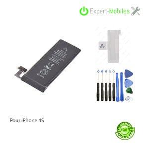 Batterie compatible de remplacement pour iPhone 4S