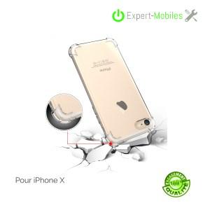 Coque anti-chocs Floveme pour iPhone X