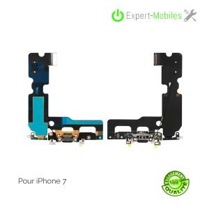 Nappe dock de charge, antenne réseau, Micro bas pour iPhone 7 4.7 Pouces