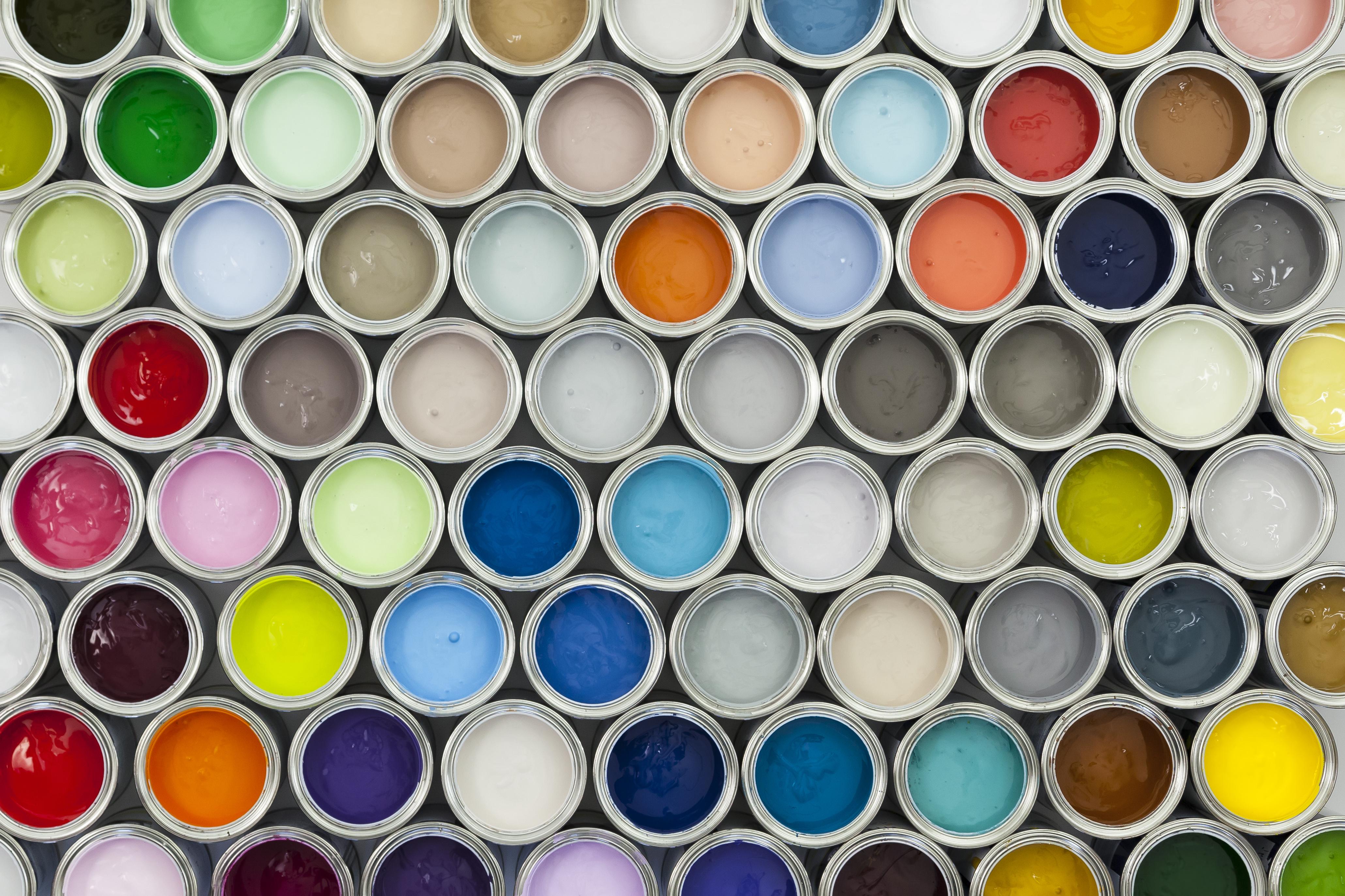 Choisir Sa Marque De Peinture