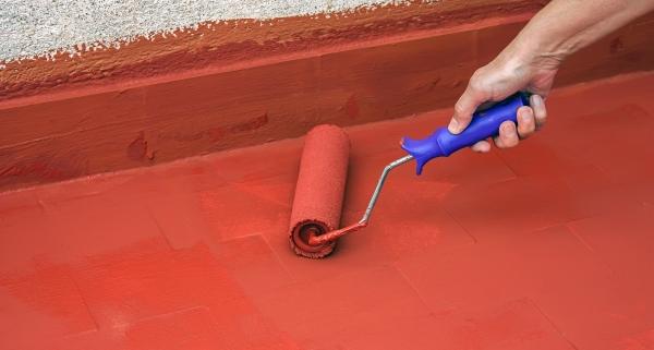 peinture au sol tout ce qu il faut