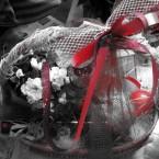 Novogodišnja poklon korpa