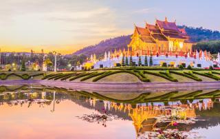 CHIANG MAI UND DER HOHE NORDEN