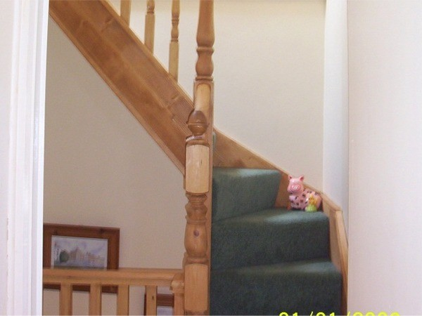 Stairs Attic Bedroom