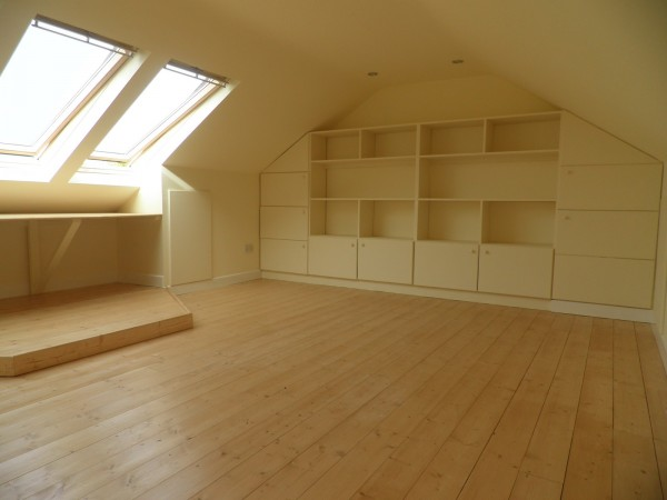 Windows Storage Amp Staircase Killiney Attic Conversion