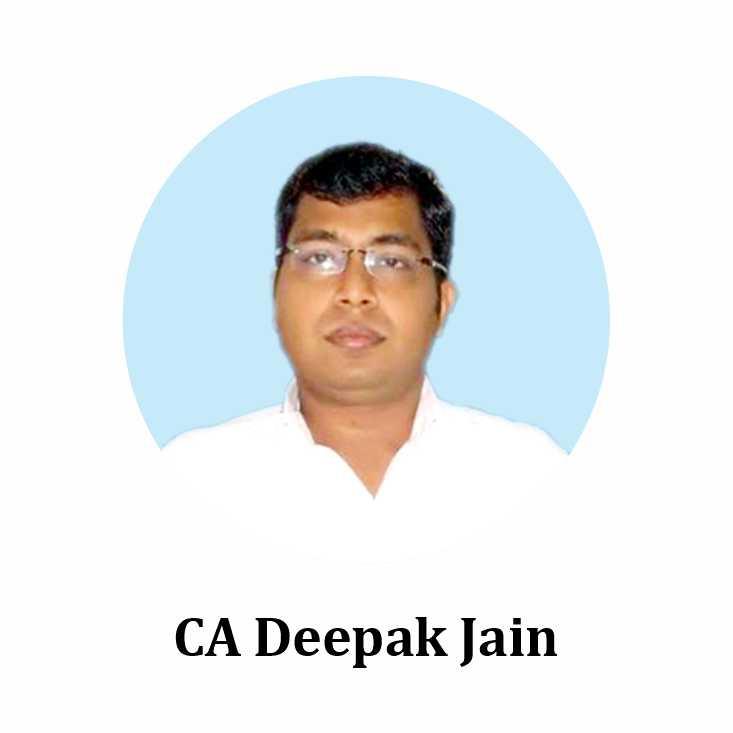 CA Deepak Jain
