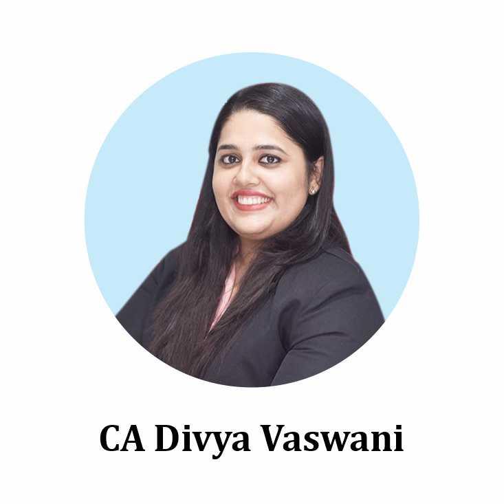 CA Divya Vaswani