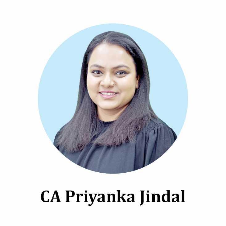 CA Priyanka Jindal