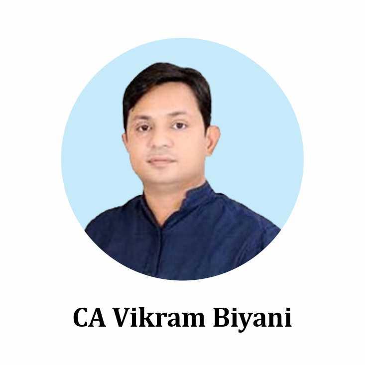 CA Vikram Biyani