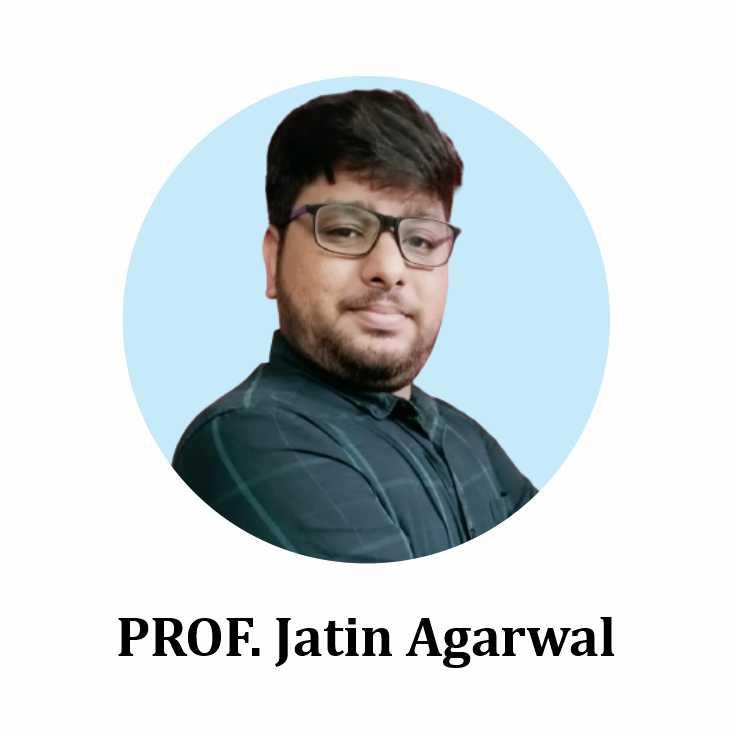 PROF. Jatin Agarwal