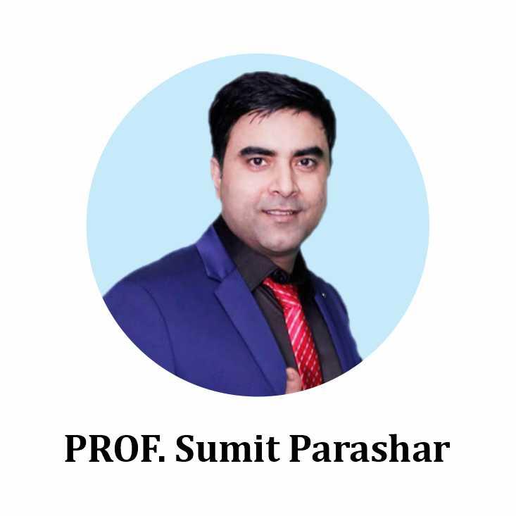 PROF. Sumit Parashar