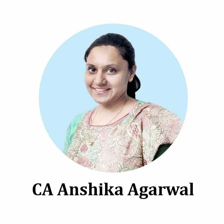 CA ANSHIKA AGARWAL