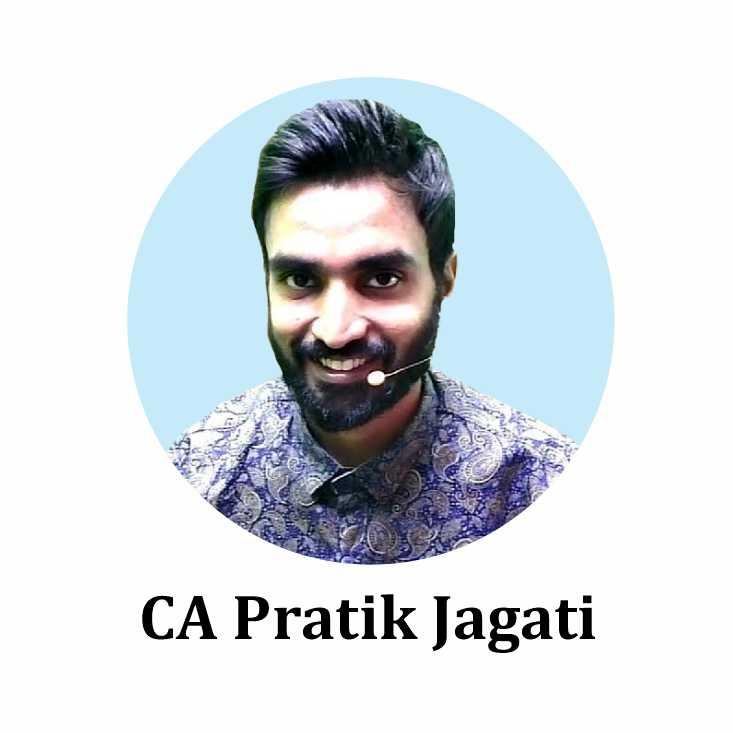 CA Pratik Jagati