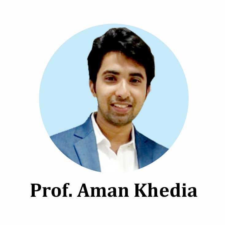 Prof. Aman Khedia
