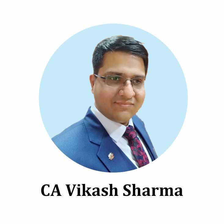 CA Vikash Sharma