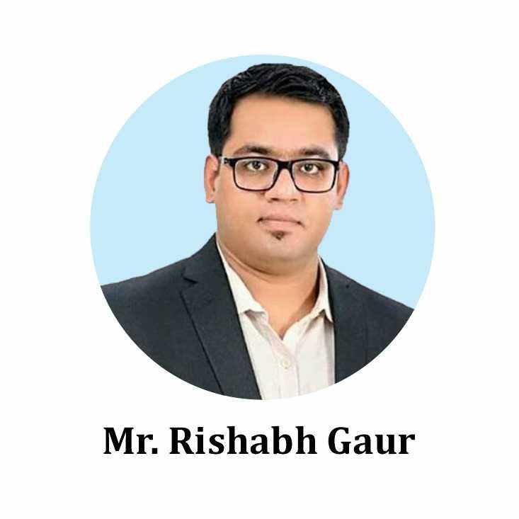 Mr. Rishabh Gaur