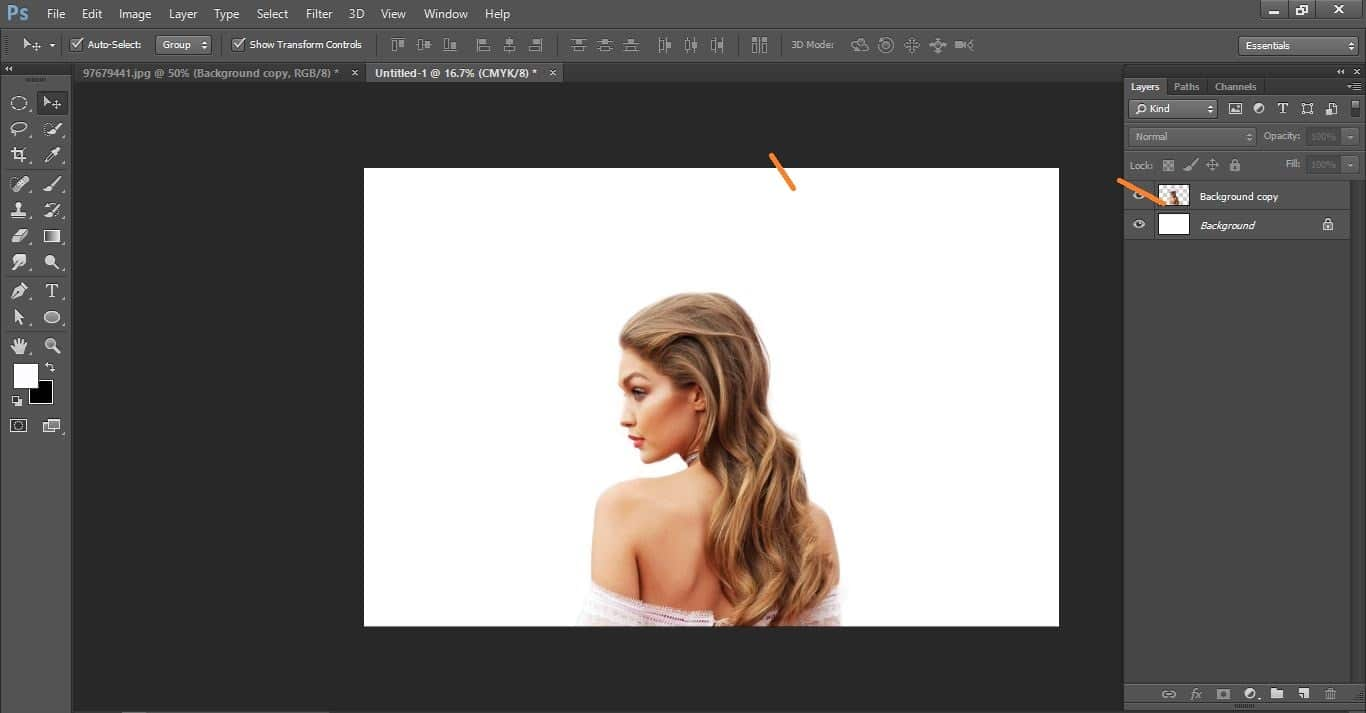 How to create a Pixelated Effect in Photoshop