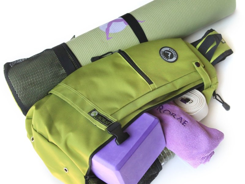 96d3fa5505 Aurorae Yoga Sling Backpack Expertly Chosen Gifts