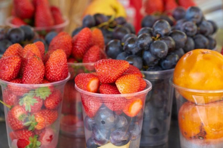 Maca Pulver ist voller unterschiedlicher Vitamine