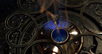 Brennpaste Test