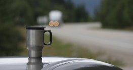 Kaffee to Go Becher Test