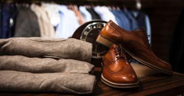 Schuhspanner Test