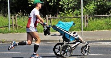 Jogger Kinderwagen Test