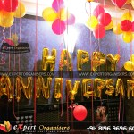 Anniversary Room Decoration – SARD37