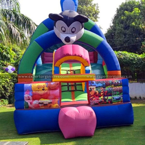 Kids Mickey Bouncy on Rent in Chandigarh