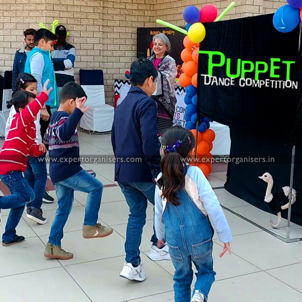 Puppet Show for Birthday Parties in Chandigarh