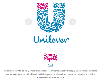 Unilever logo descripcion