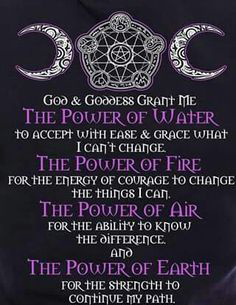 4 Elements; 4 Powers